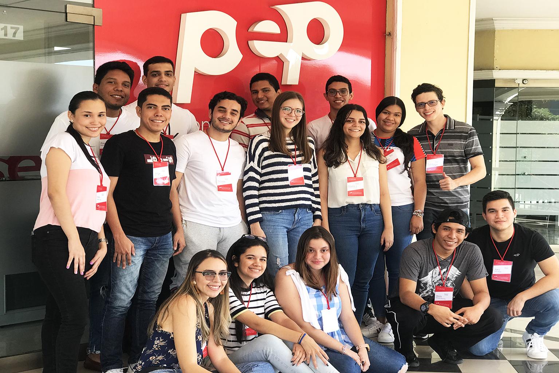 Inició la Promoción XXX de PEP Universitarios 2020